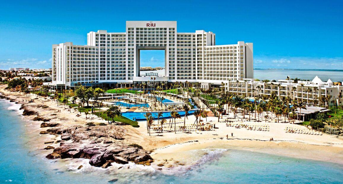 Hotel Riu Palace Peninsula - Meksyk
