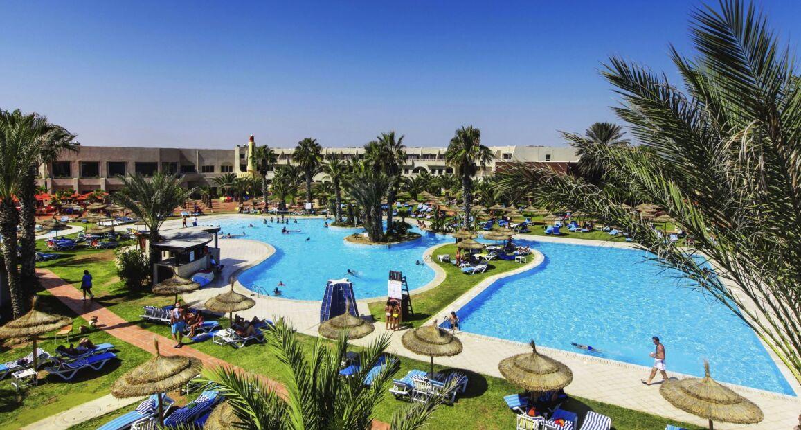 Welcome Meridiana Resort - Djerba - Tunezja