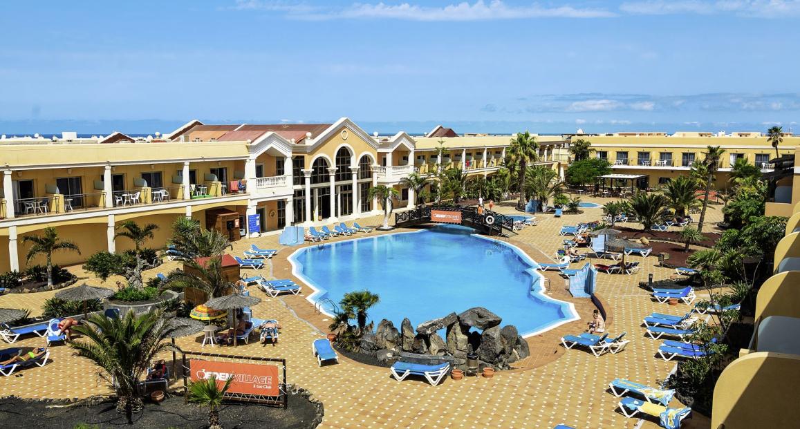 Hotel Cotillo Beach - Fuerteventura - Wyspy Kanaryjskie