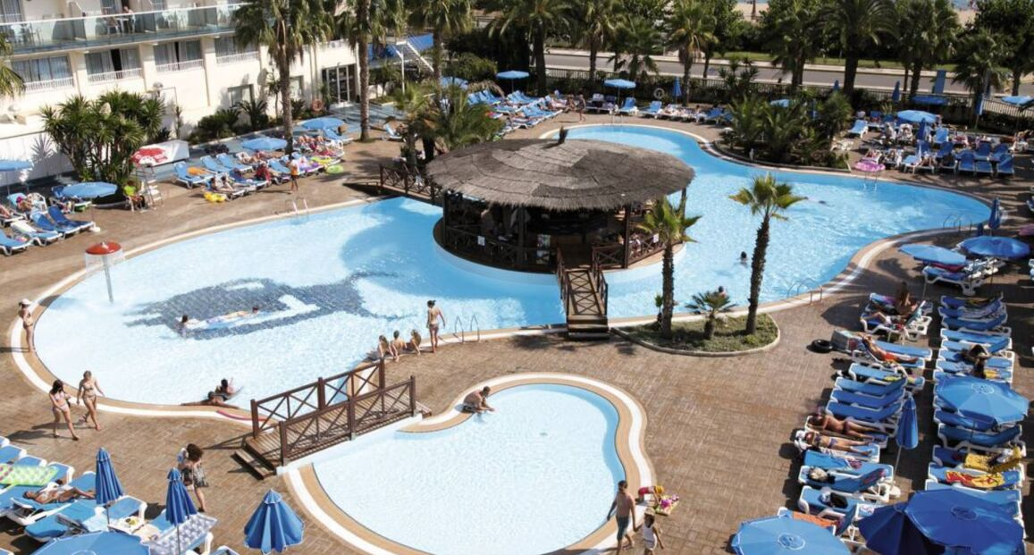 Golden Taurus Aquapark Resort Costa Barcelona Hiszpania