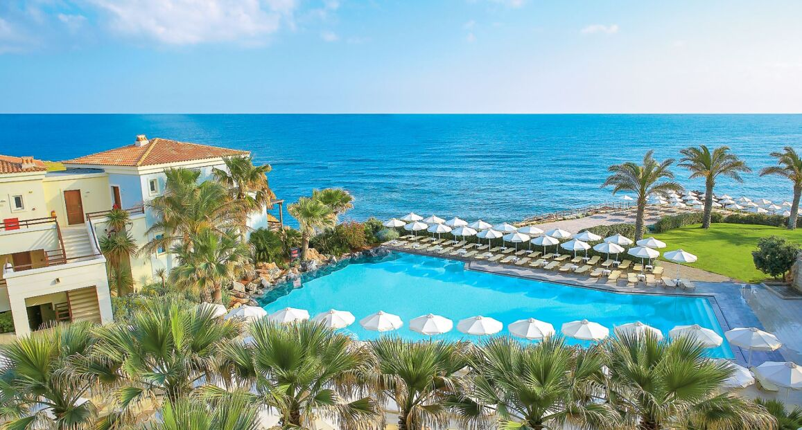 TUI best FAMILY GRECOTEL Club Marine Palace - Kreta - Grecja