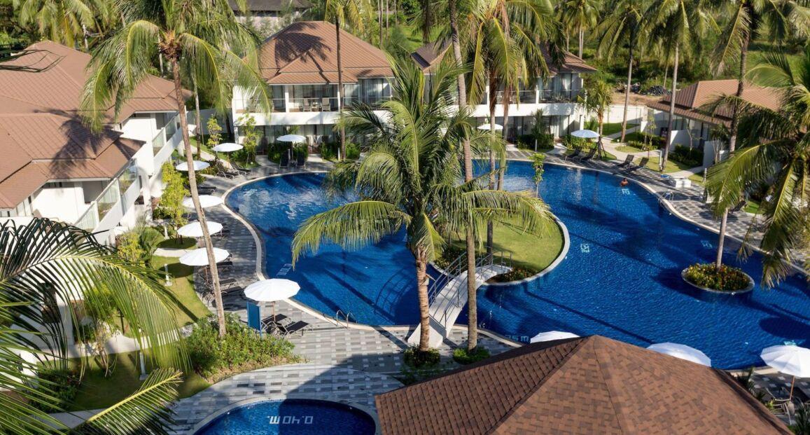 X10 Khaolak Resort - Wyspa Phuket - Tajlandia