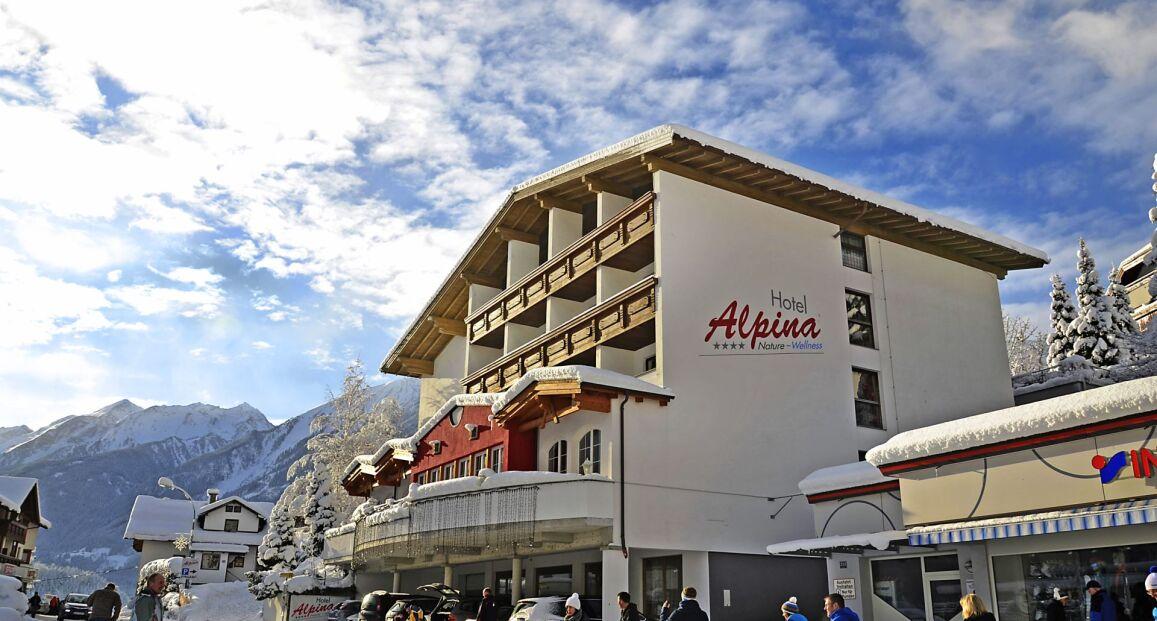 Pitztal Hotel Alpina Resort