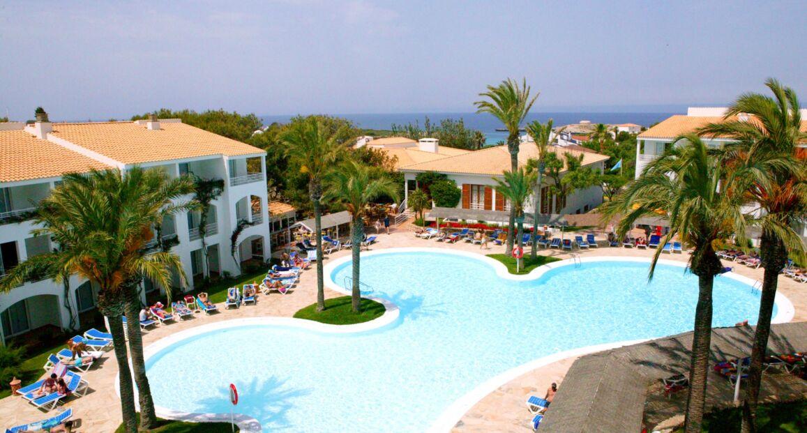 Hotel & Apartments Prinsotel La Caleta - Minorka - Hiszpania