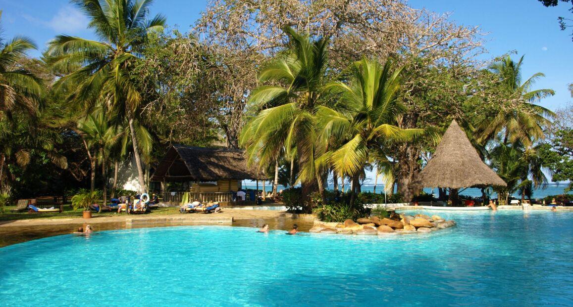 Pakiet Papillon Lagoon + Ngutuni Safari (7) - Kenia