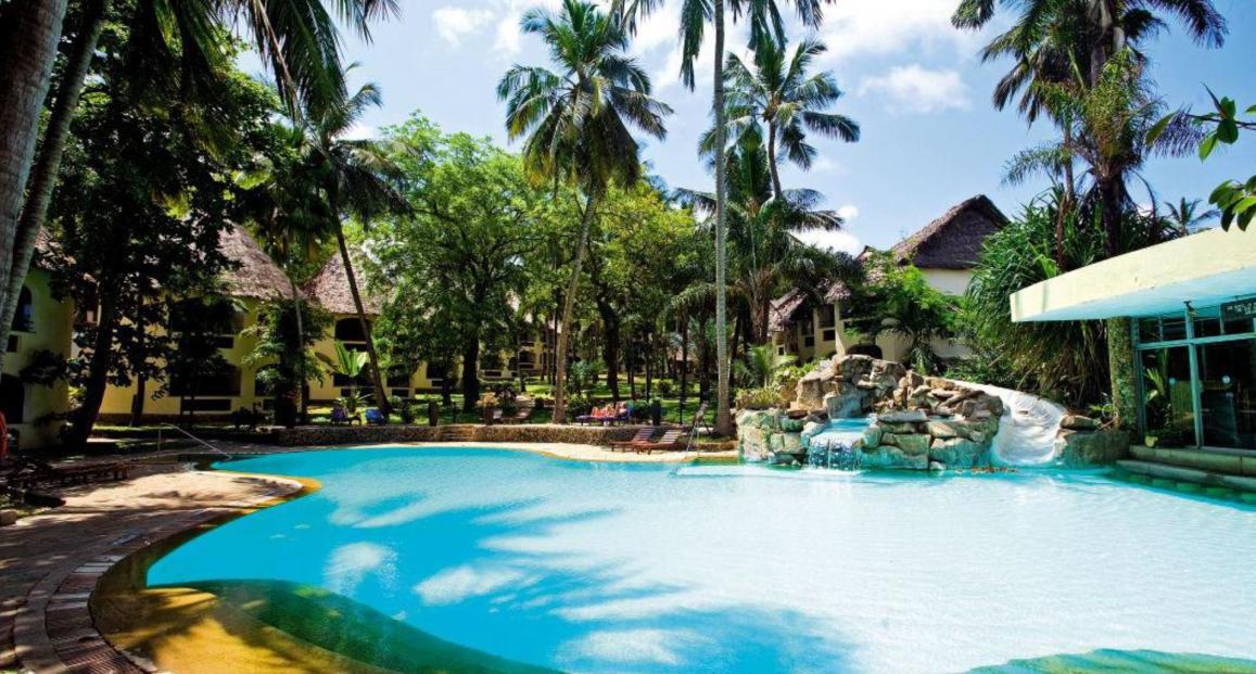 Severin Sea Lodge - Kenia