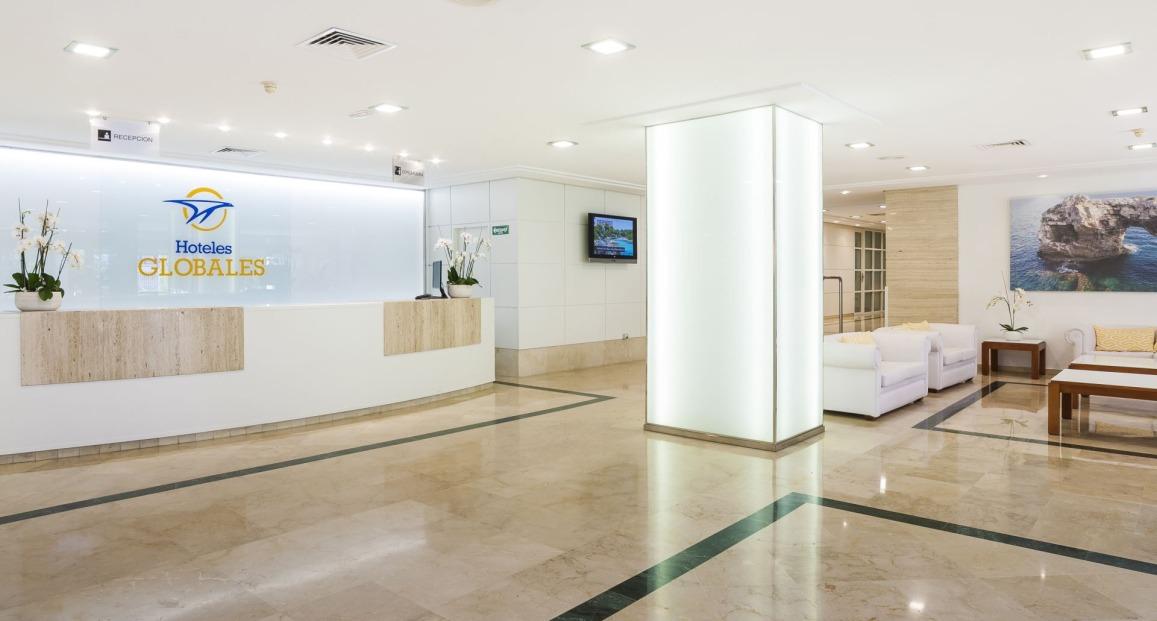 Suneoclub Globales Santa Ponsa Majorka Hiszpania Opis Hotelu Opinie Zdjęcia Tui Biuro