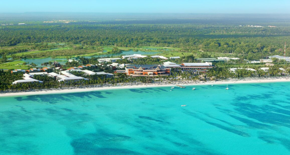 Barcelo Bavaro Palace - Punta Cana - Dominikana