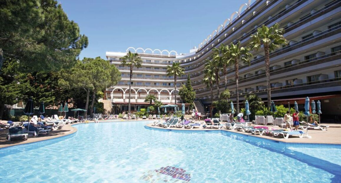 Golden port salou spa costa dorada hiszpania opis - Hotel golden port salou and spa costa dorada ...
