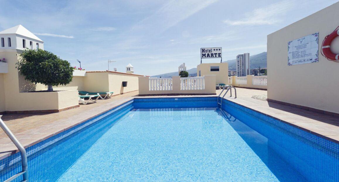 Hotel Marte - Teneryfa - Wyspy Kanaryjskie