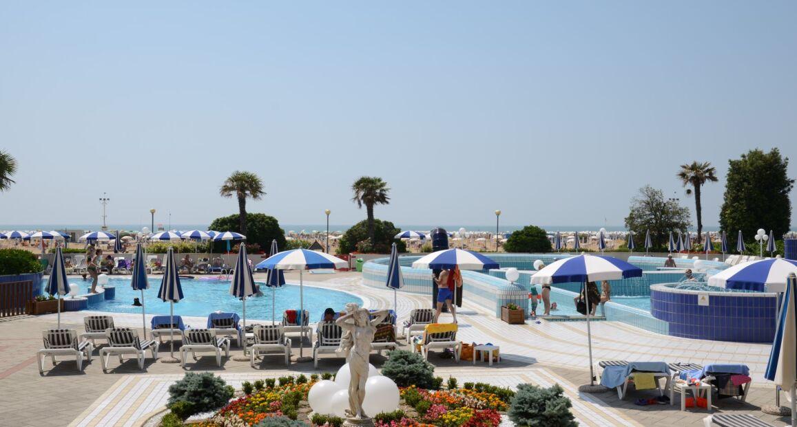 Hotel San Marco Bibione Tui